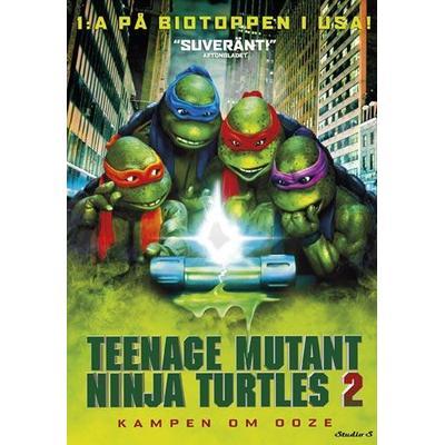 Teenage Mutant Ninja Turtles 2 (DVD 2014)