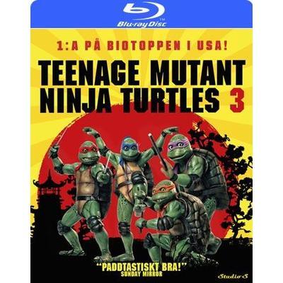 Teenage Mutant Ninja Turtles 3 (Blu-Ray 2014)