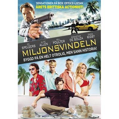 Miljonsvindeln (DVD 2014)