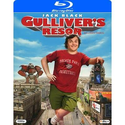 Gullivers resor (Blu-Ray 2013)