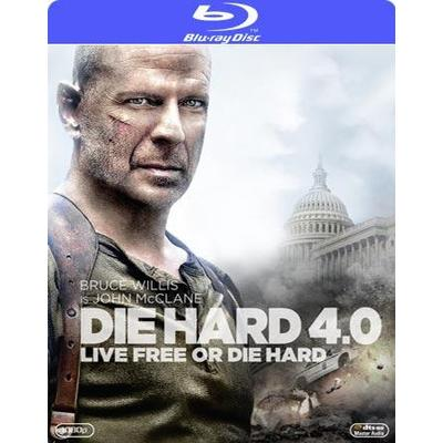 Die hard 4 (Nyrelease) (Blu-Ray 2013)