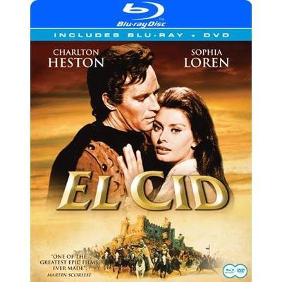 El Cid (Blu-Ray 2013)