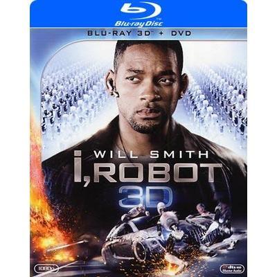I Robot (3D Blu-Ray 2012)