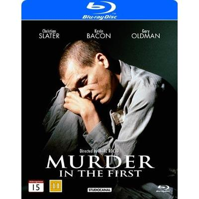 Murder in the first (Blu-Ray 2015)
