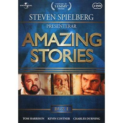 Amazing stories: Säsong 1 Box 1 (DVD 2011)