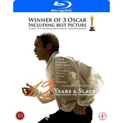 12 years a slave (Blu-Ray 2013)