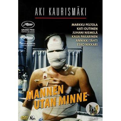 Mannen utan minne (DVD 2014)