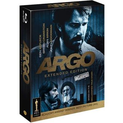Argo: Extended special edition (Blu-Ray 2014)