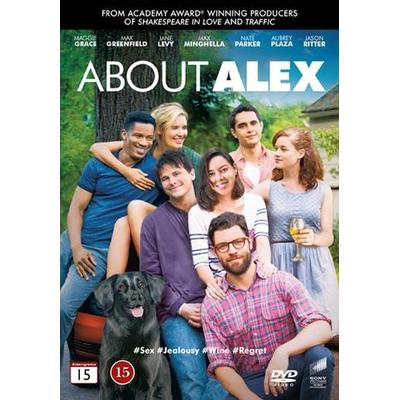 About Alex (DVD 2014)