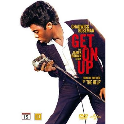 Get on up: The James Brown story (DVD 2014)
