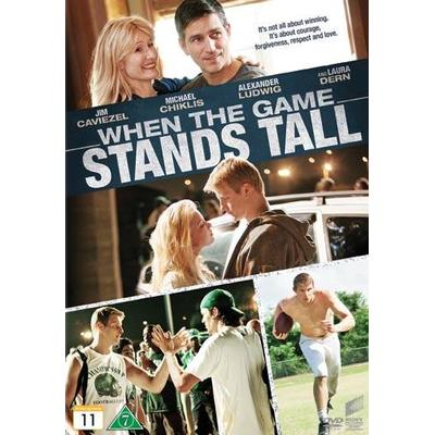When the game stands tall (DVD 2015)
