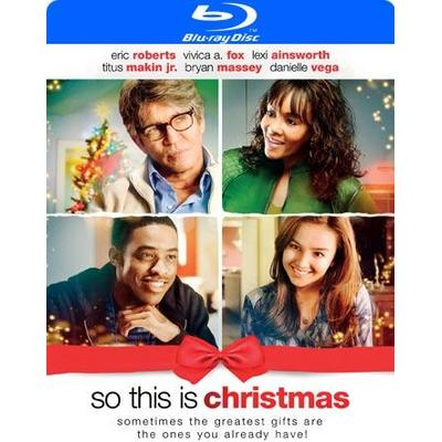 So this is Christmas (Blu-Ray 2013)