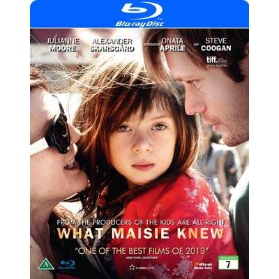 What Masie knew (Blu-Ray 2013)