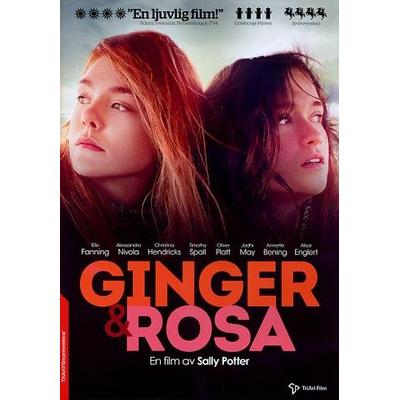 Ginger & Rosa (DVD 2012)