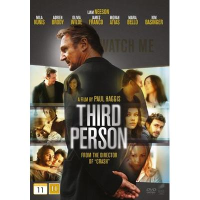 Third person (DVD 2014)