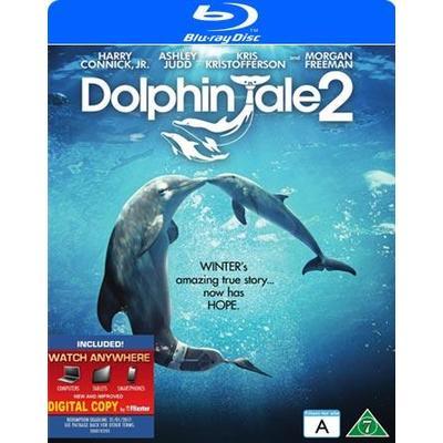 Dolphin tale 2 (Blu-Ray 2014)