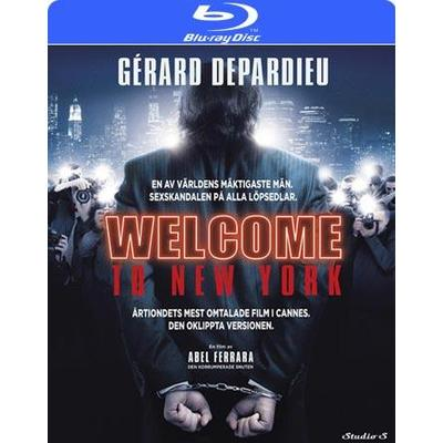 Welcome to New York (Blu-Ray 2014)