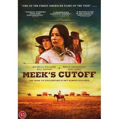 Meek's Cutoff (DVD 2013)
