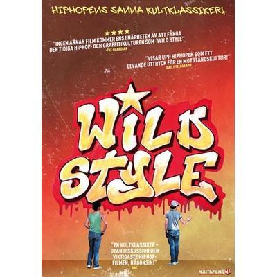 Wild style (DVD 2014)