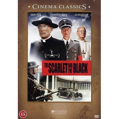 The Scarlet and the Black (DVD 2011)