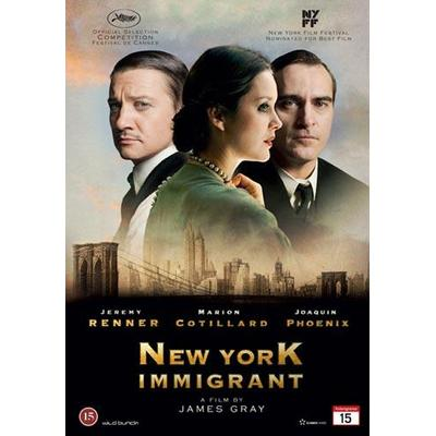 New York immigrant (DVD 2013)