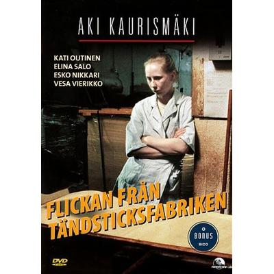 Flickan från tändsticksfabriken (DVD 1989)