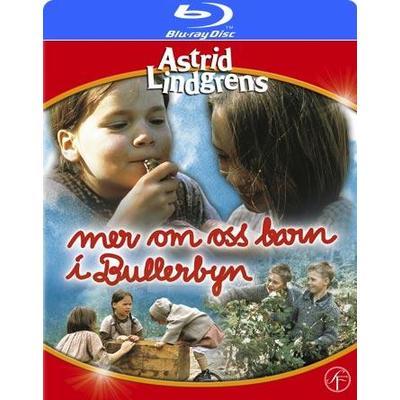 Mer om oss barn i Bullerbyn (Blu-Ray 2013)
