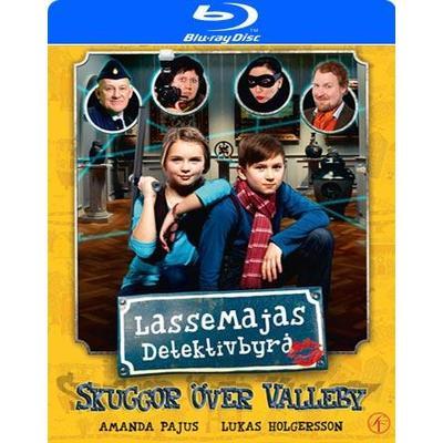 LasseMajas detektivbyrå: Skuggor över Valleby (Blu-Ray 2014)