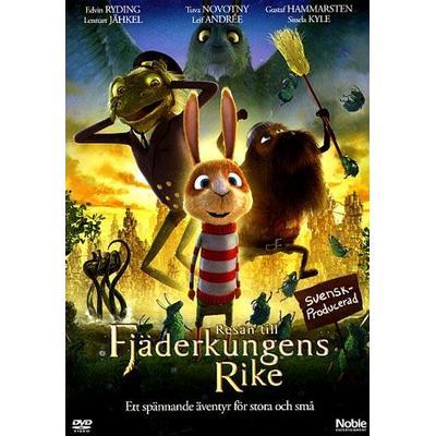 Resan till Fjäderkungens rike (DVD 2014)