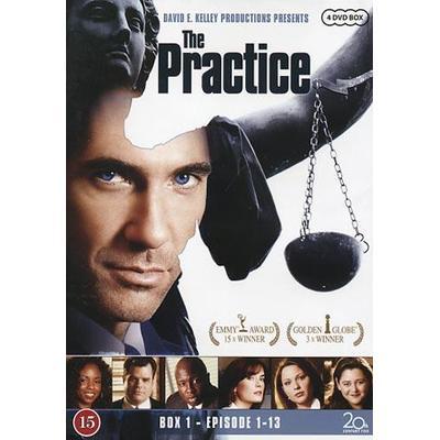 Advokaterna: Box 1 Ep. 1-13 (DVD 2012)