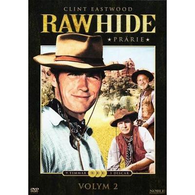 Rawhide: Säsong 1 Box 2 (DVD 1959)