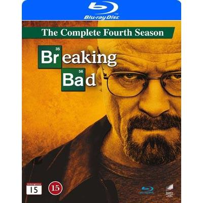 Breaking bad: Säsong 4 (Blu-Ray 2014)