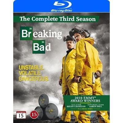 Breaking bad: Säsong 3 (Blu-Ray 2014)