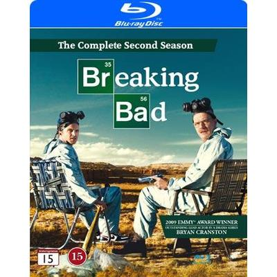 Breaking bad: Säsong 2 (Blu-Ray 2014)