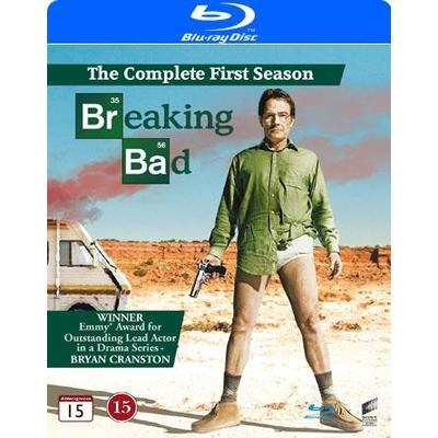 Breaking bad: Säsong 1 (Blu-Ray 2014)