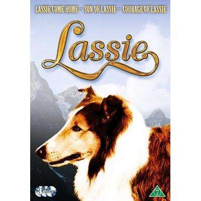 Lassie 1- (DVD 1943-46)