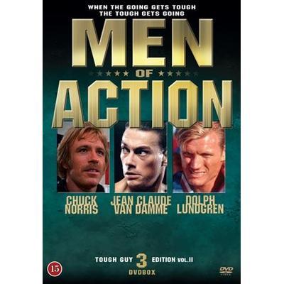 Men of Action: Action Heroes Vol II (DVD 2014)