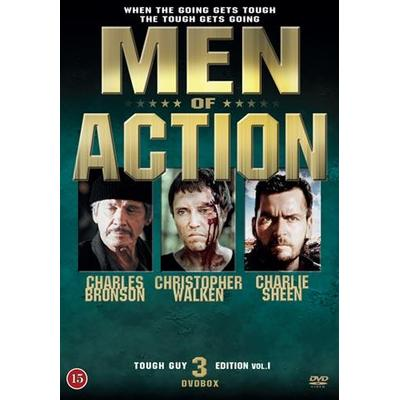 Men of Action: Action Heroes Vol I (DVD 2014)