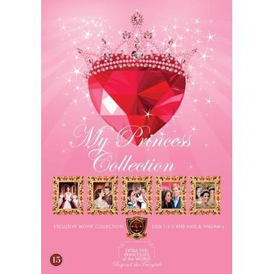 My princess collection - 5 filmer (DVD 2014)
