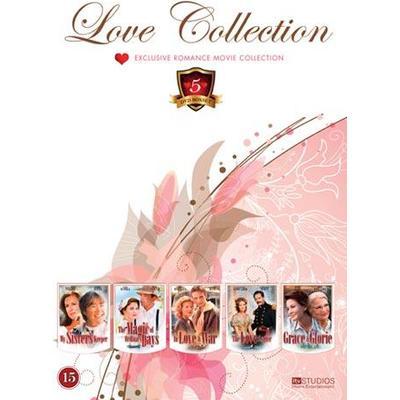 Love collection - 5 filmer (DVD 2014)