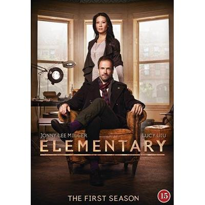 Elementary: Säsong 1 (DVD 2013)