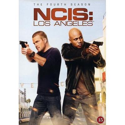 NCIS Los Angeles: Säsong 4 (DVD 2013)