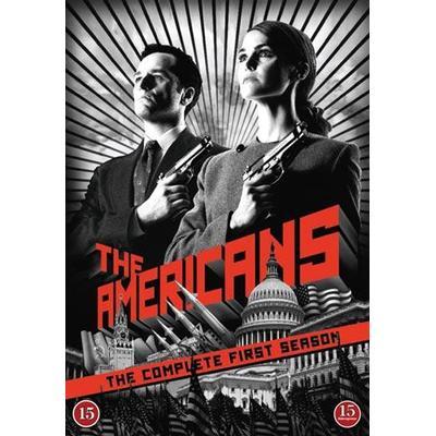 Americans: Säsong 1 (DVD 2013)