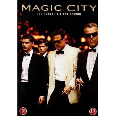 Magic City: Säsong 1 (DVD 2012)