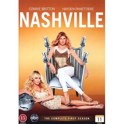 Nashville: Säsong 1 (DVD 2012)