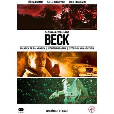 Beck vol 2 - 3 filmer (DVD 1993)