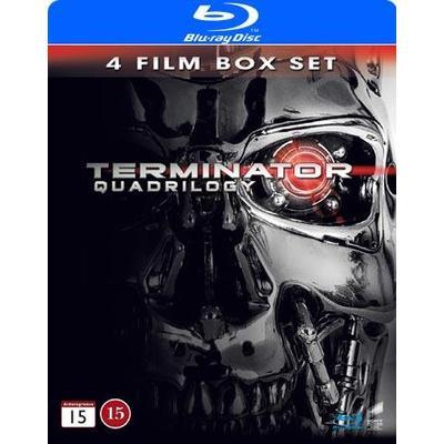 Terminator Box (Blu-Ray 2015)