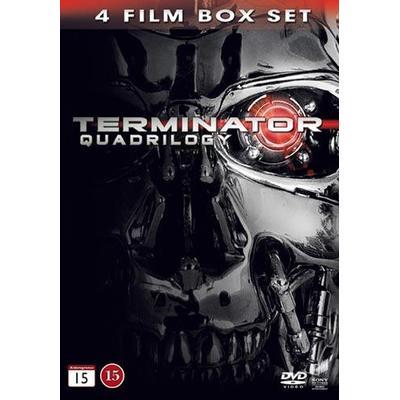 Terminator Box (DVD 1984-2009)