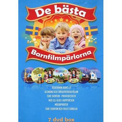 Sandrews bästa barnfilmspärlor (DVD 2013)