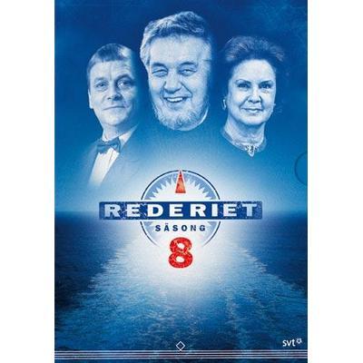 Rederiet - Säsong 8 (DVD 1996)